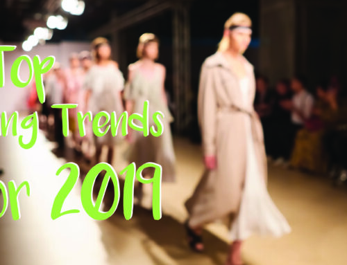 Top Spring Trends For 2019