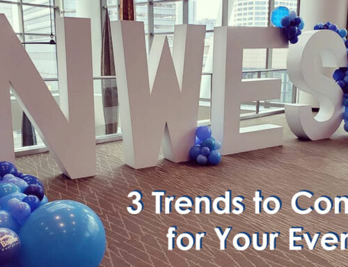 NW Events Show 2019 | 3 Trends to Consider for Your Events