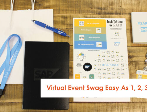 Image Source Livestream | Virtual Event SWAG as Easy as 1, 2, 3!