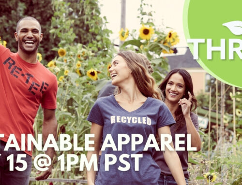 THRIVE: Sustainability Virtual Event Series