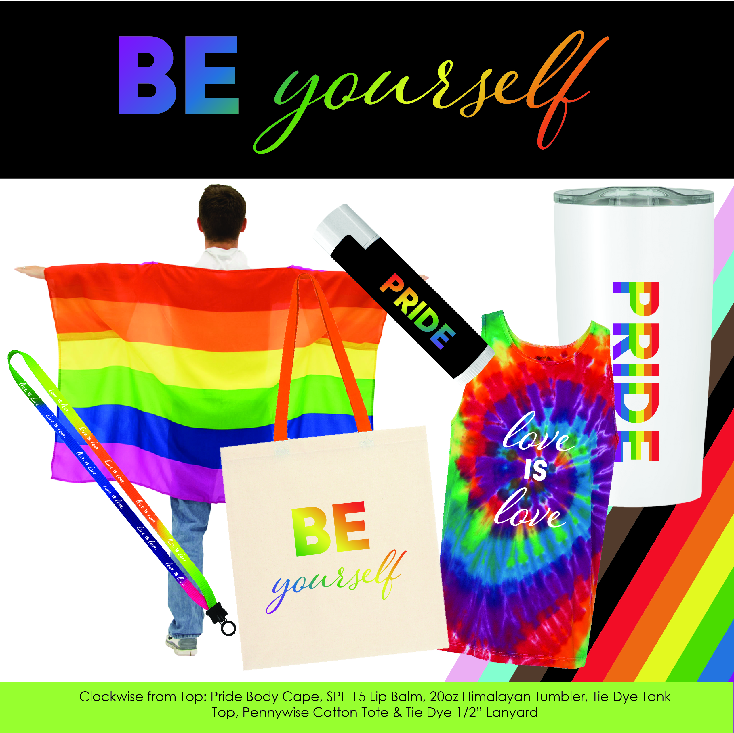 pride promo products